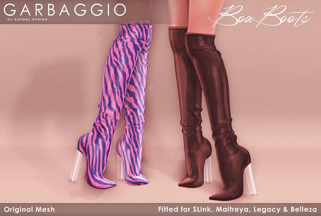 Boa Boots