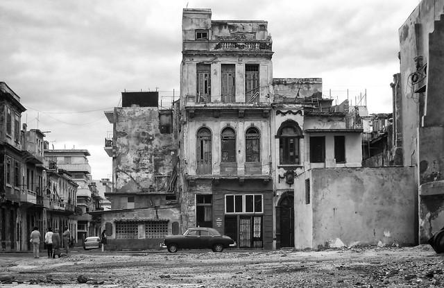 CUBA La Habana Centro XVIII SW
