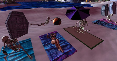 Halloween Surf Hunt Tomorrow, 10am SLT!
