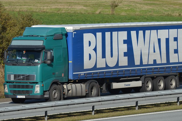 Volvo FH2 440 Euro5 - Blue Water - PL  CT 8255P