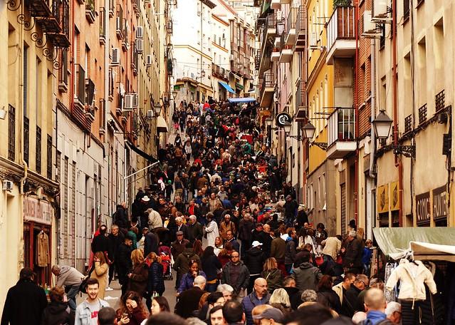 El Rastro - Madrid - Spain