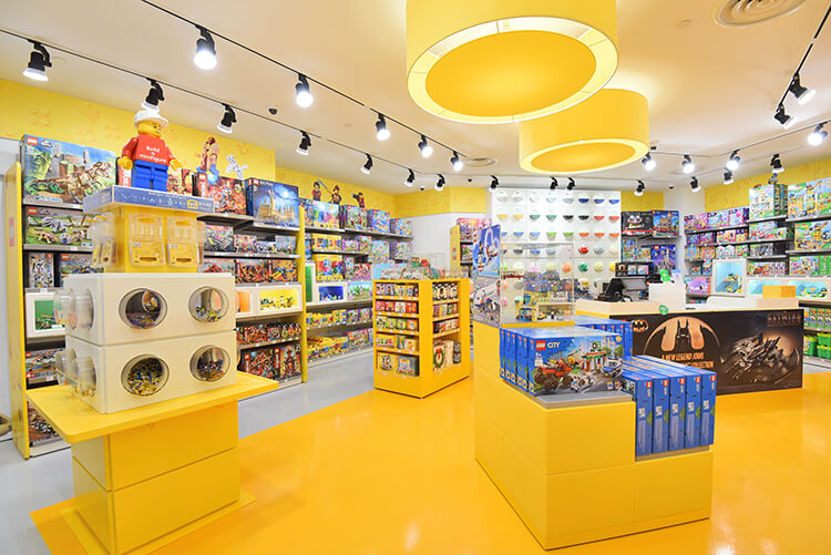 LEGO Certified Store at Tampines Mall