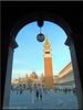 Venedig 2020 - Markusturm (Campanile di San Marco)