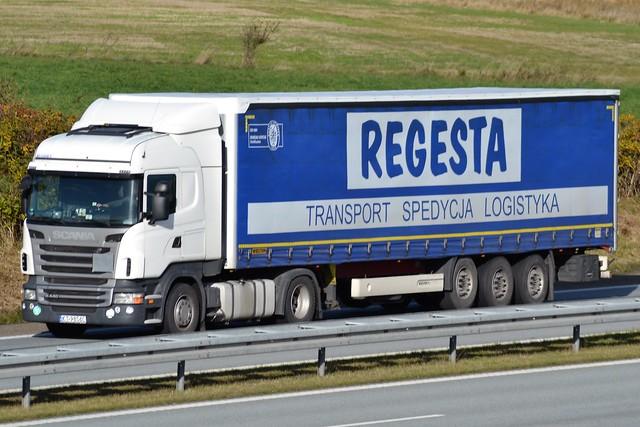 Scania R440 - Regesta - PL  KT 9856C