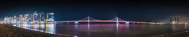 Busan & Bridge