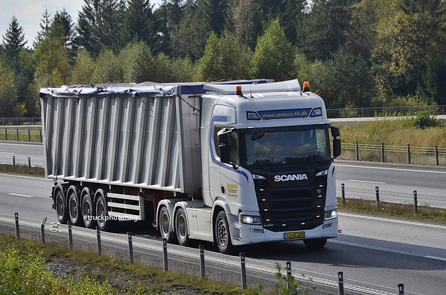 Anders HT - Scania R NG