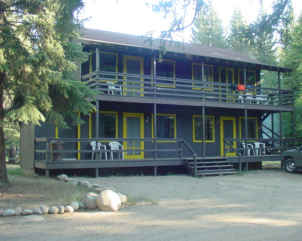 Cabins 36 - 39