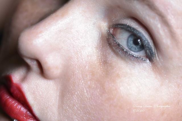 Got my eye on you.......Charlotte again
