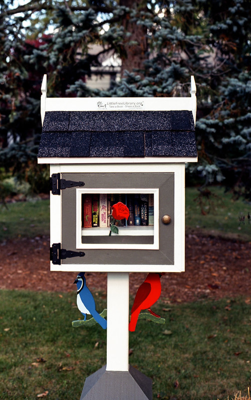 Gairloch Tiny Library