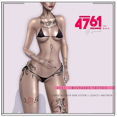 4761 - Mistakes Tattoo