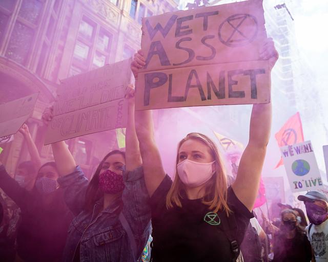 Wet Ass Planet