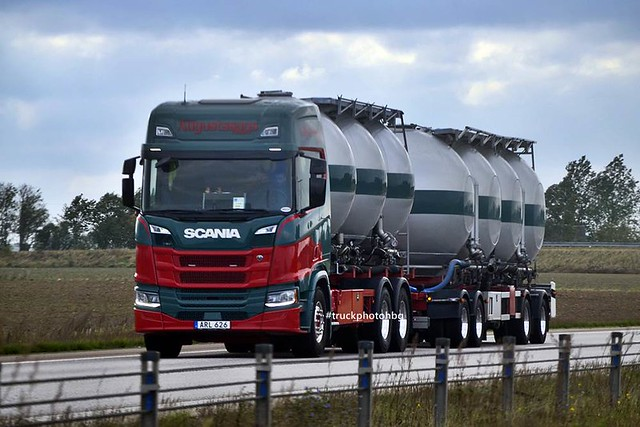 Augustssons - Scania R NG