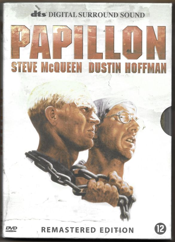 PapillonSteveMcQueenDustinHoffman