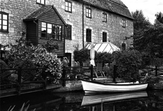 Water Newton Mill | by scarbrog
