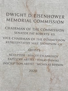 Eisenhower Memorial | by Rootchopper