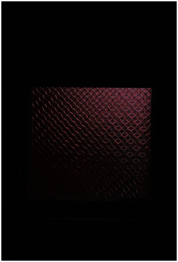Twilight Window in Lockdown, Glasgow