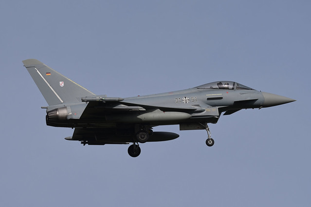Germany - Air Force Eurofighter EF-2000 Typhoon 31+51