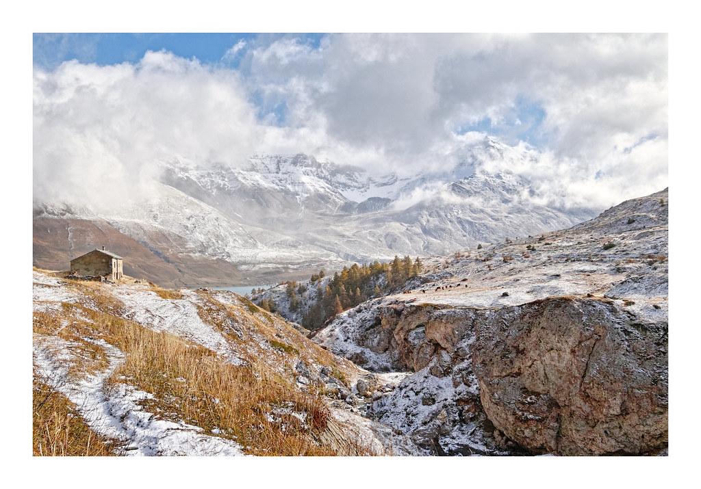 L'automne - Haute Maurienne
