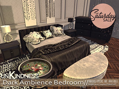 uK - Dark Ambience Bedroom Black TSS