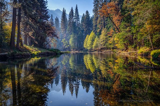 Merced River Autumn Calm