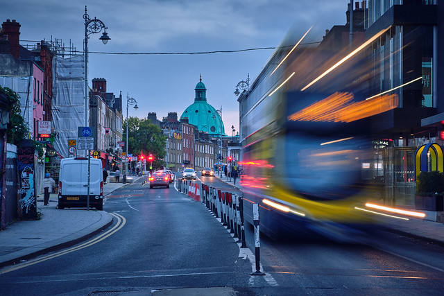 Dublin City in Motion