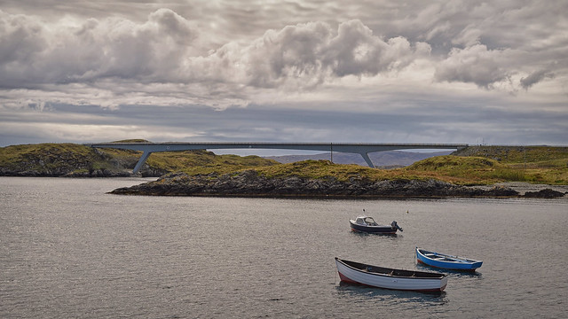 A dull day at Scalpay,,
