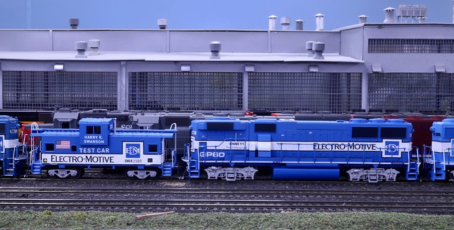 Harry's Train