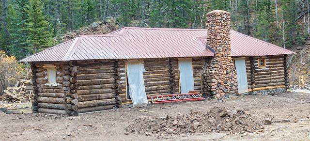 Cabin Restoration @ Fish Camp-09471