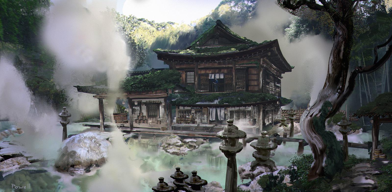 Ghost of Tsushima - Concept Art