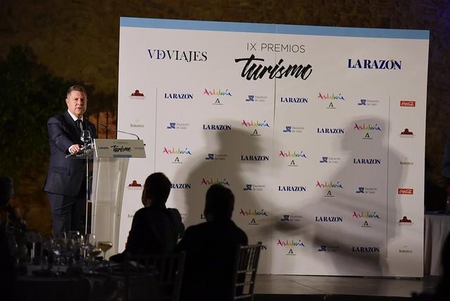 Premio 'Turismo de Interior' que otorga el periódico 'La Razón' a Castilla-La Mancha