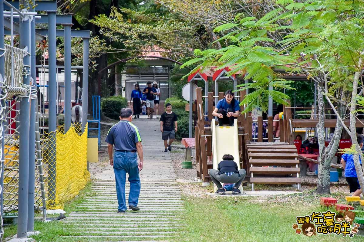 台南鴨莊 田媽媽 台南親子旅遊景點-75