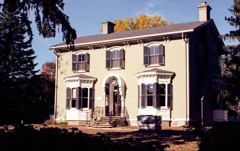 Balsam House October 2020