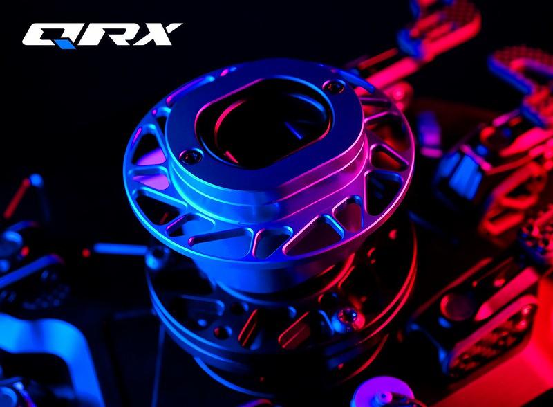 Cube Controls QRX Quick Release