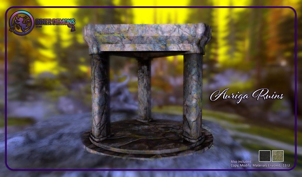 {ID} Auriga Ruins @ Tomb of Ancients