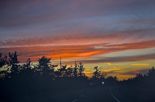 sunset beach longisland jonesbeach nassaucounty wantagh beacheslandscapes nikond5100 january 2015