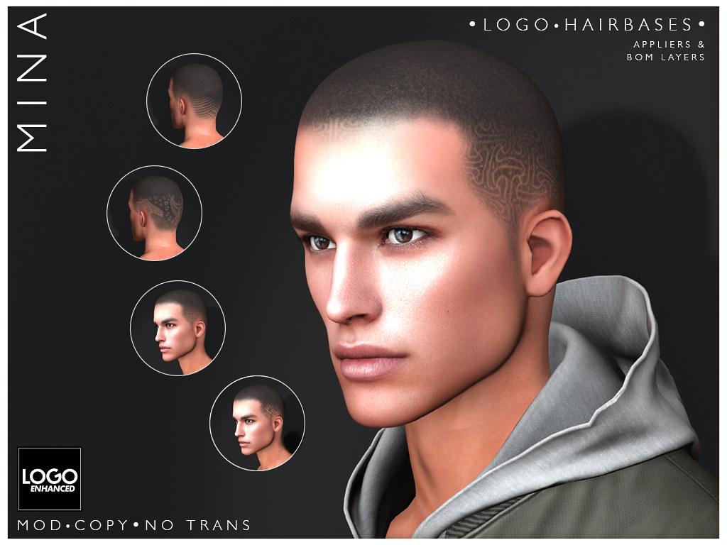 MINA Hair - Hairbases - LOGO