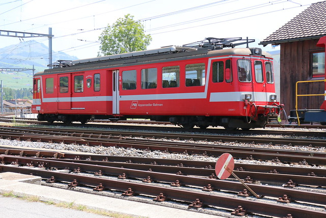 2018-07-24, AB, Appenzell, BDe 4/4 46
