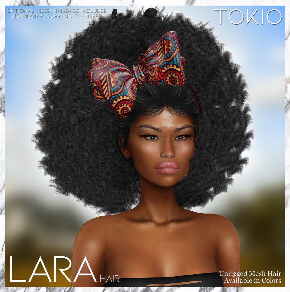 TOKIO Hair – LARA – ENERGY Event L$50 @Mainstore!!