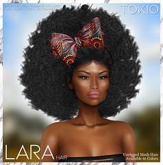 TOKIO Hair - LARA - ENERGY Event L$50 @Mainstore!!