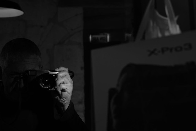 Succomber à la tentation du Fujifilm X-PRO 3