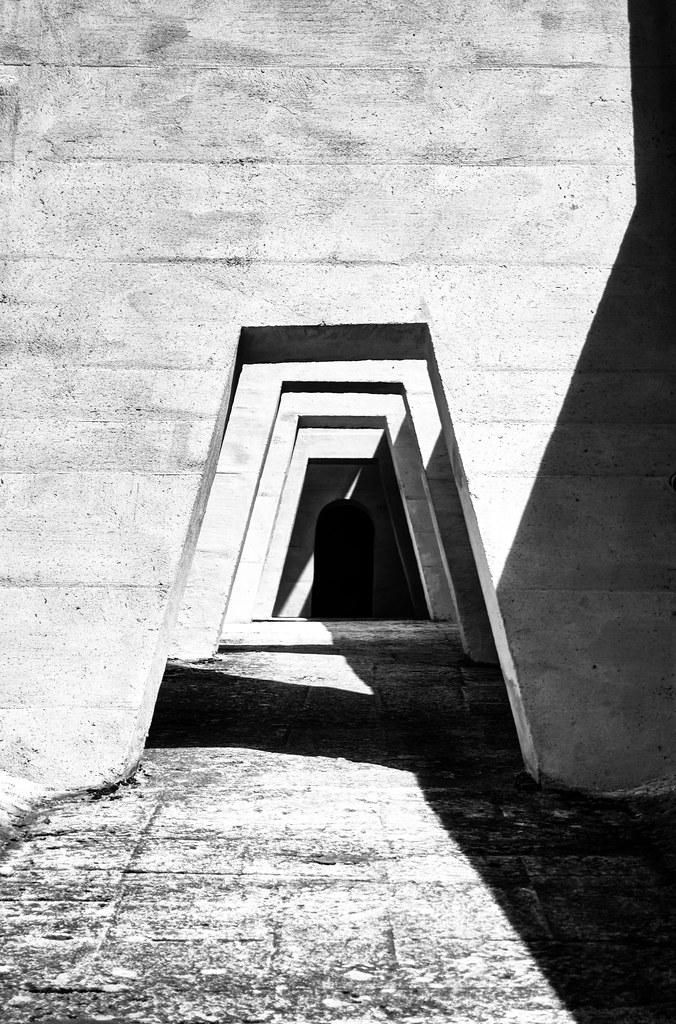 Entrance to Voldemort's den