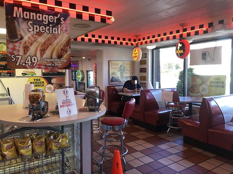 T&l hotdogs - Clarksburg