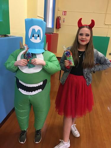 Halloween Art Competition Winners