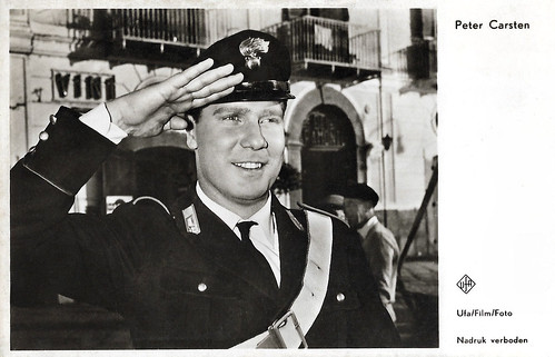 Peter Carsten in Scampolo (1958)