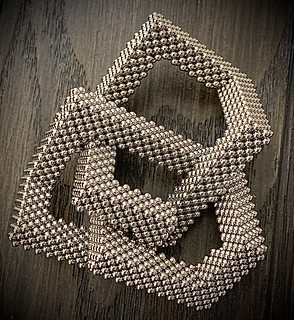 Cubic Figure-8 Knot
