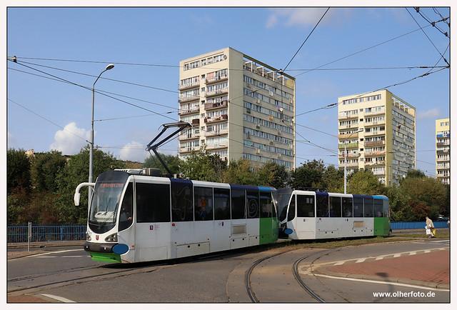 Tram Szczecin - 2020-19