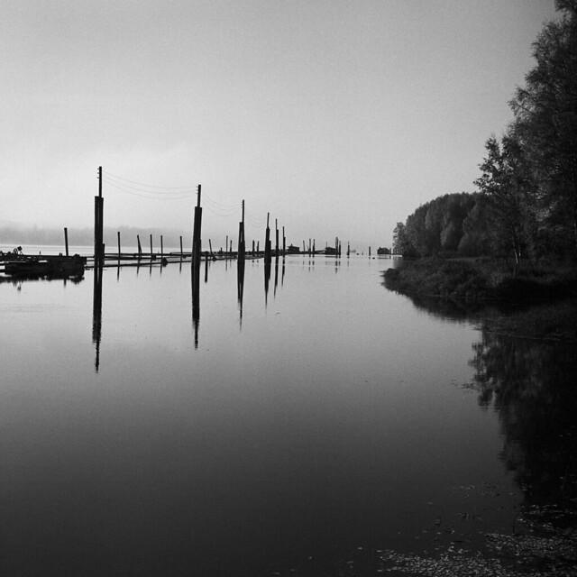 - At the docks XXii -