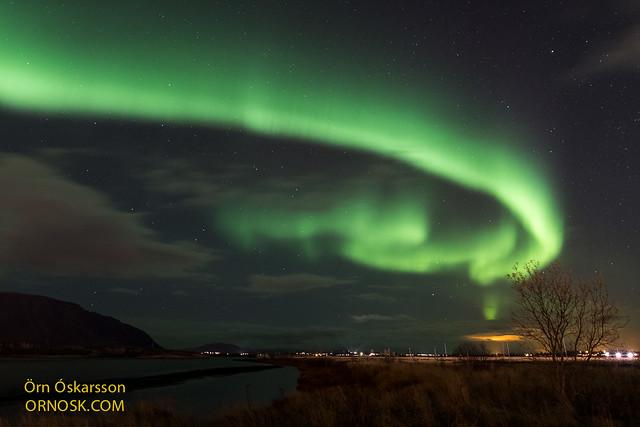 Norðurljós /Aurora borealis