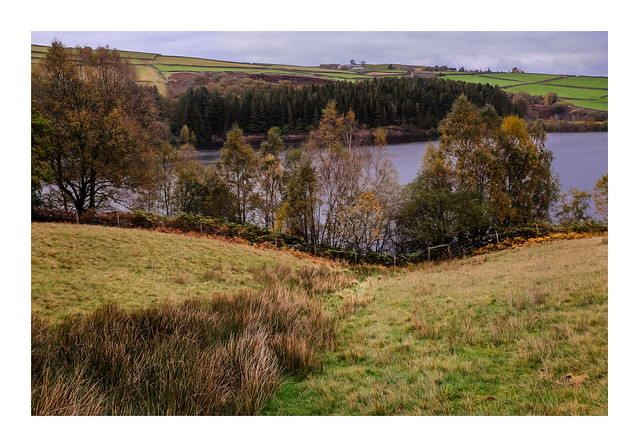 View to Digley Reservoir(2)