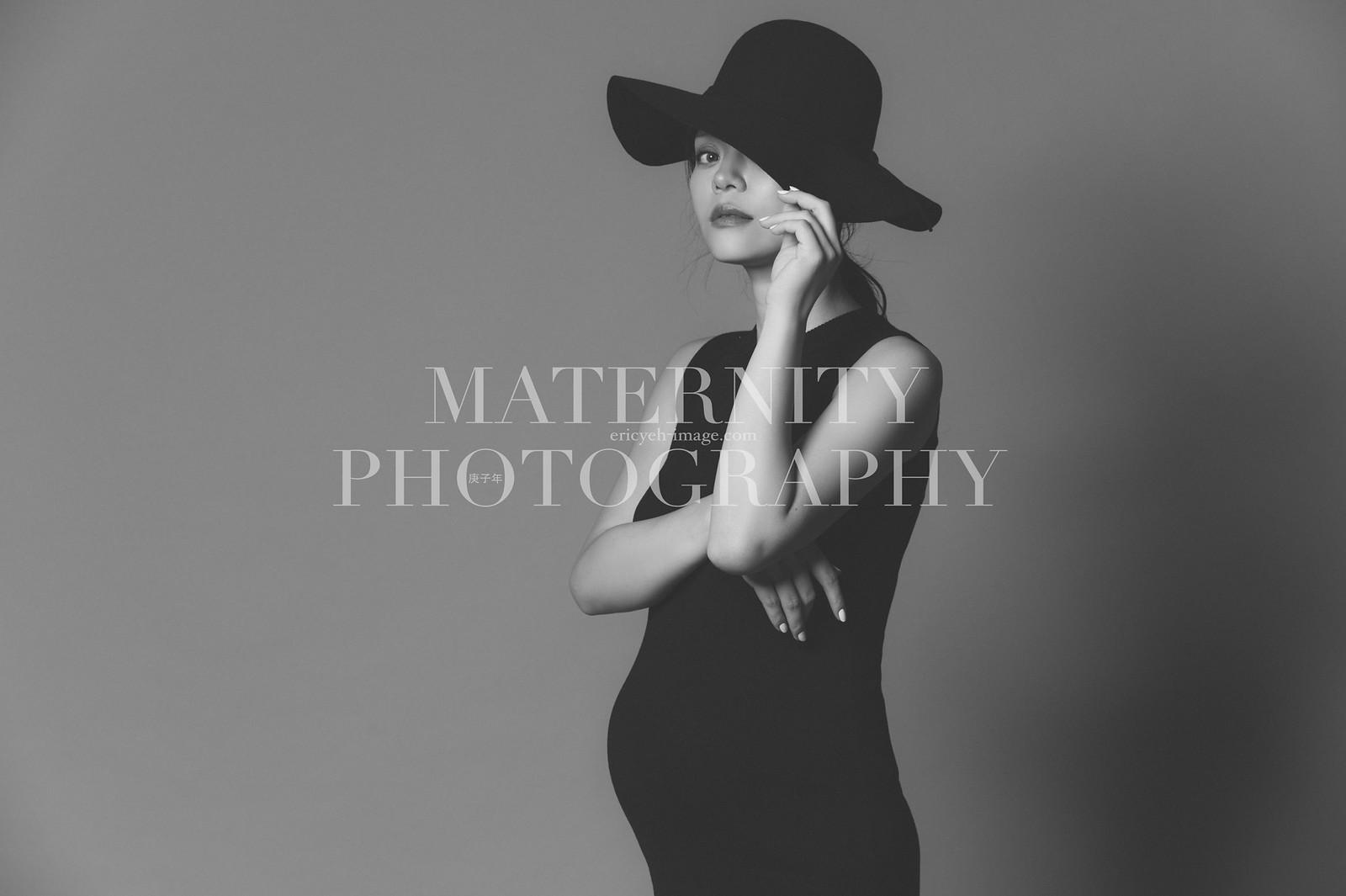 《孕婦寫真》盈盈 / 攝影師 Eric Yeh / 良大攝影工作室